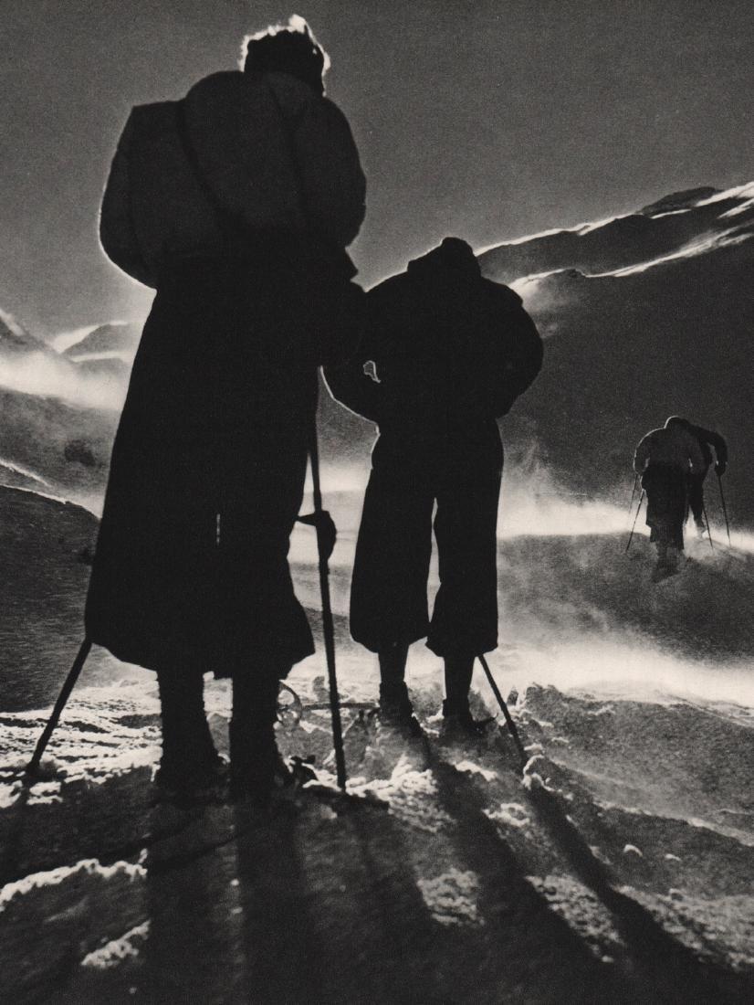 KARL MACHATSCHEK - Skiers