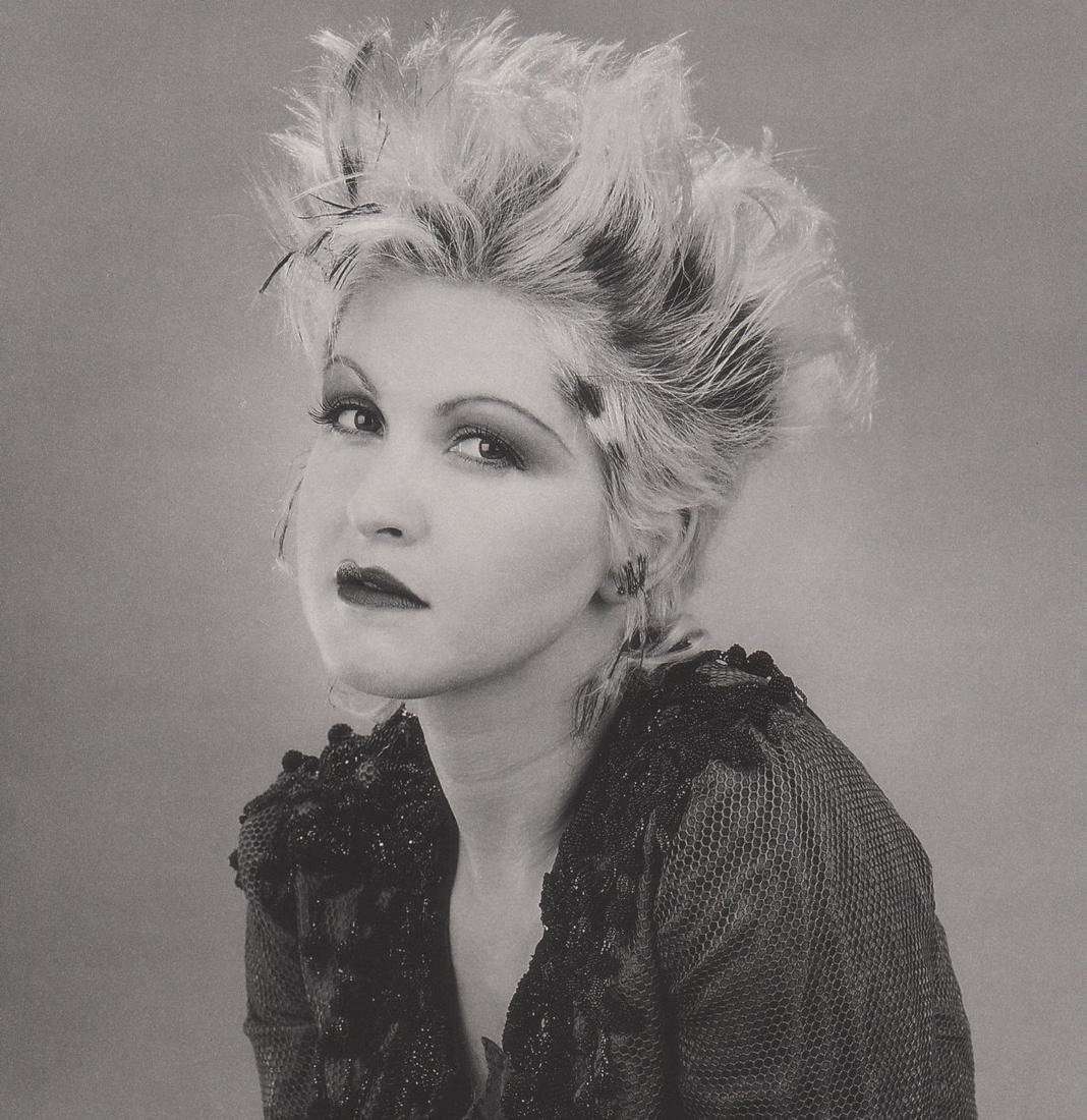 MAPPLETHORPE - Cyndi Lauper, 1988