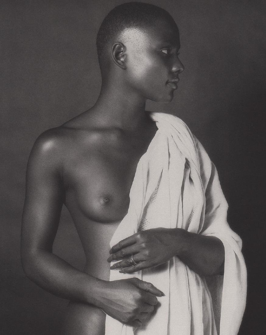 MAPPLETHORPE - Ada Waddell, 1982