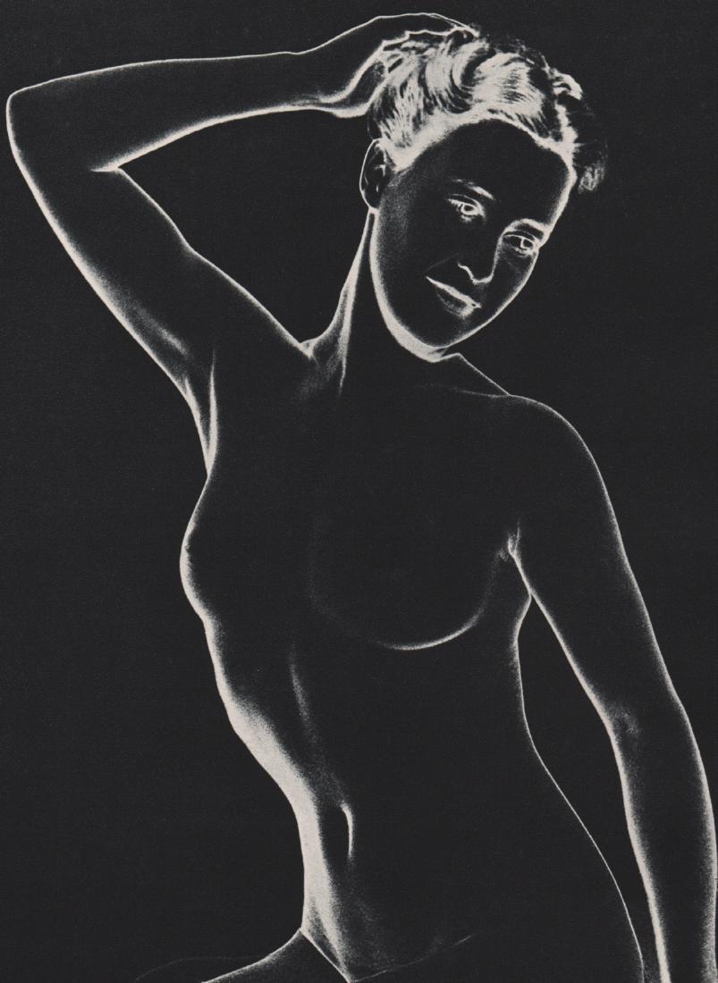 JEAN RUDINGER - Figure Study