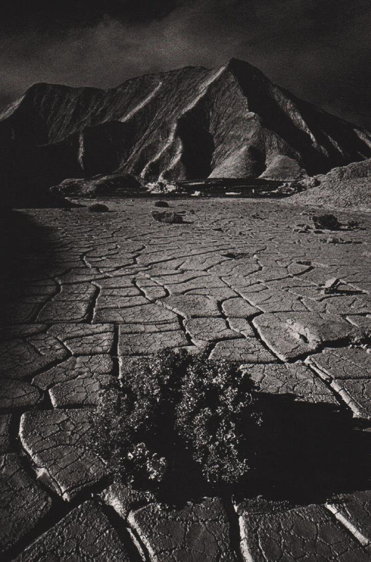 JEANLOUP SIEFF - Death Valley 1977