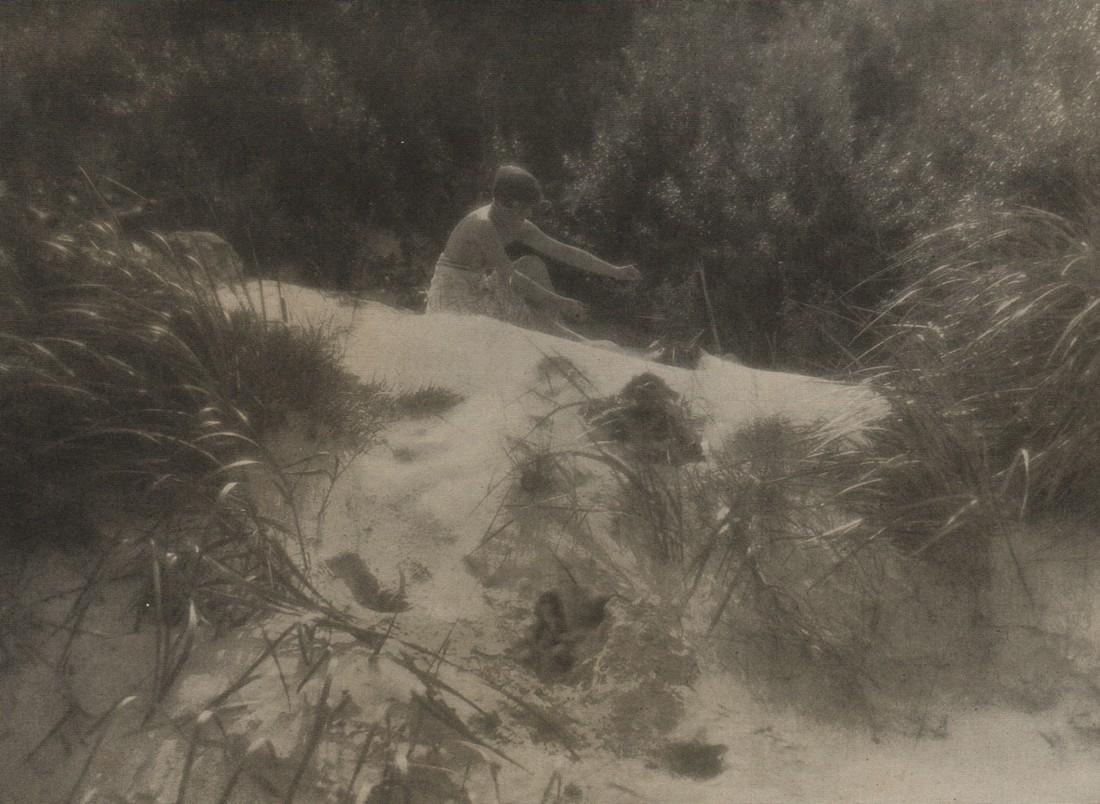 HANS WINDISCH- Sand Dune