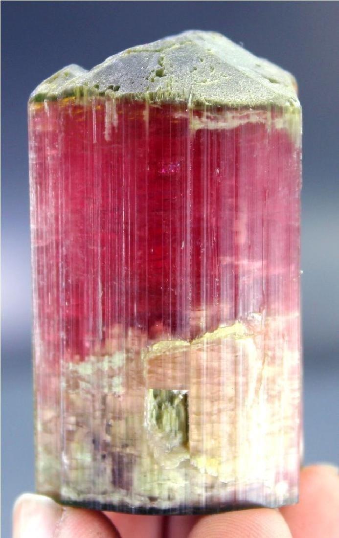 Double Terminated & Undamaged Rubelite Tourmaline