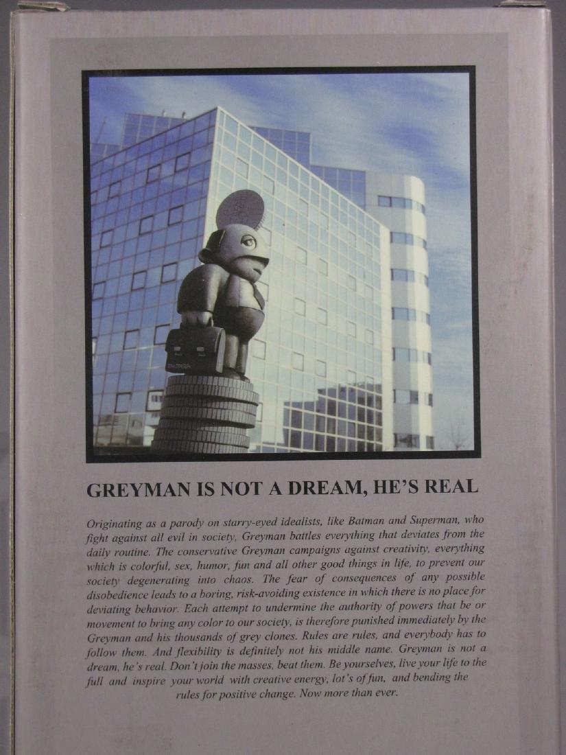 Dadara: Greyman Coin Statue of Greed - 5