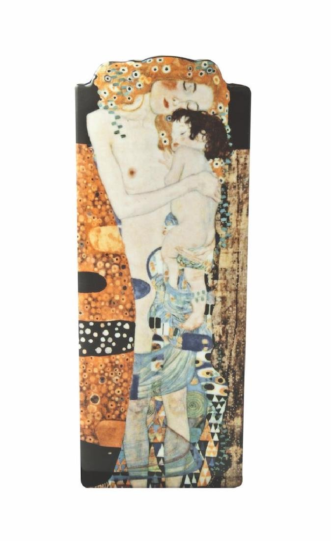 After Gustav Klimt: Vase Three ages of woman