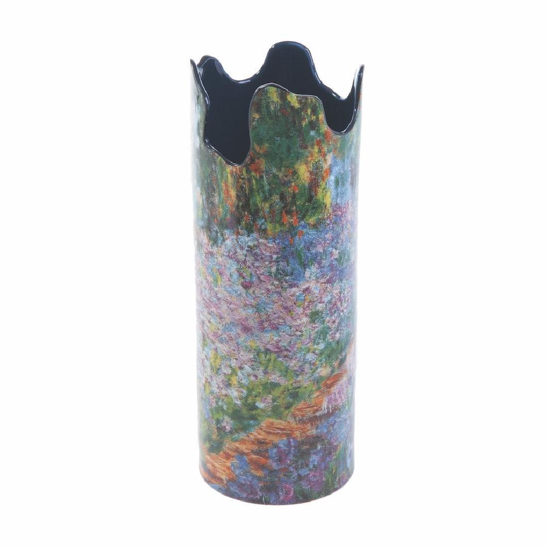 After Claude Monet: Vase Le Jardin de Monet - 2