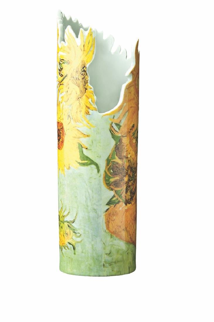 After Van Gogh: Vase Sunflowers - 2