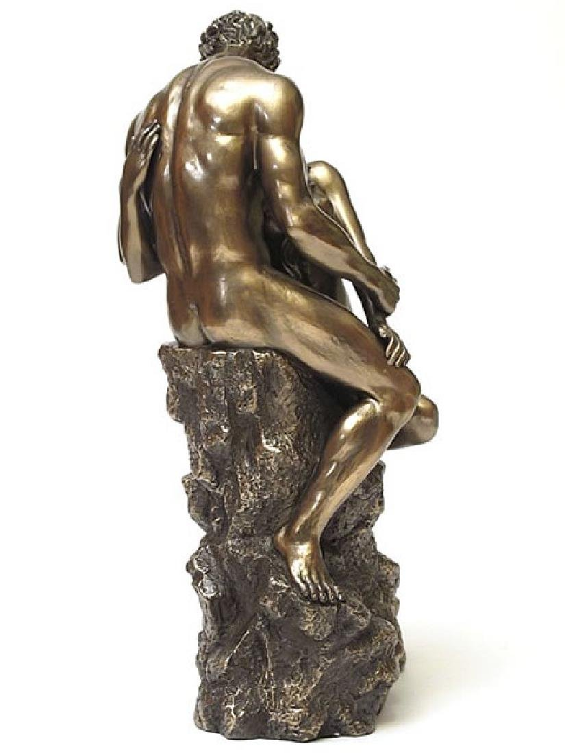 Veronese: BodyTalk Lovers Kiss statue - 3