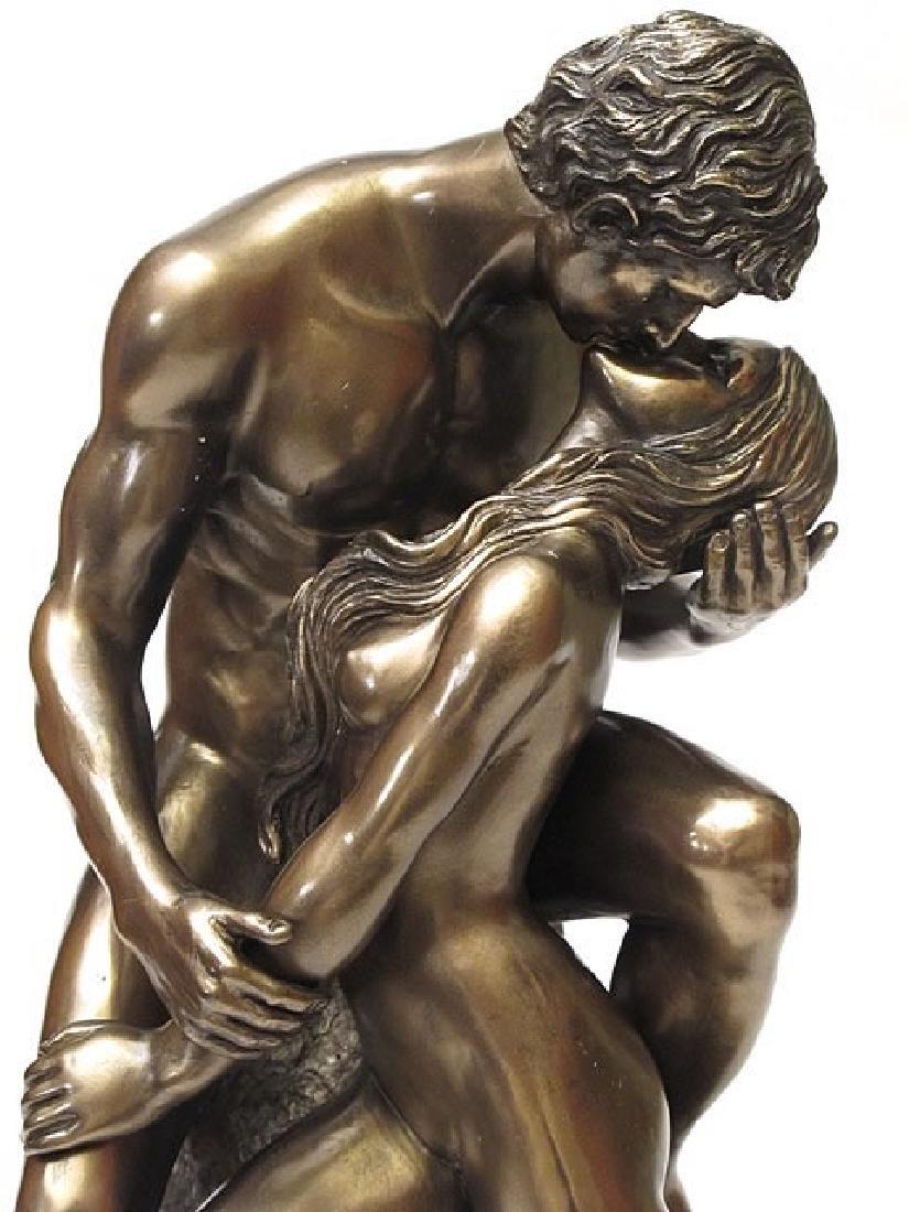 Veronese: BodyTalk Lovers Kiss statue - 5