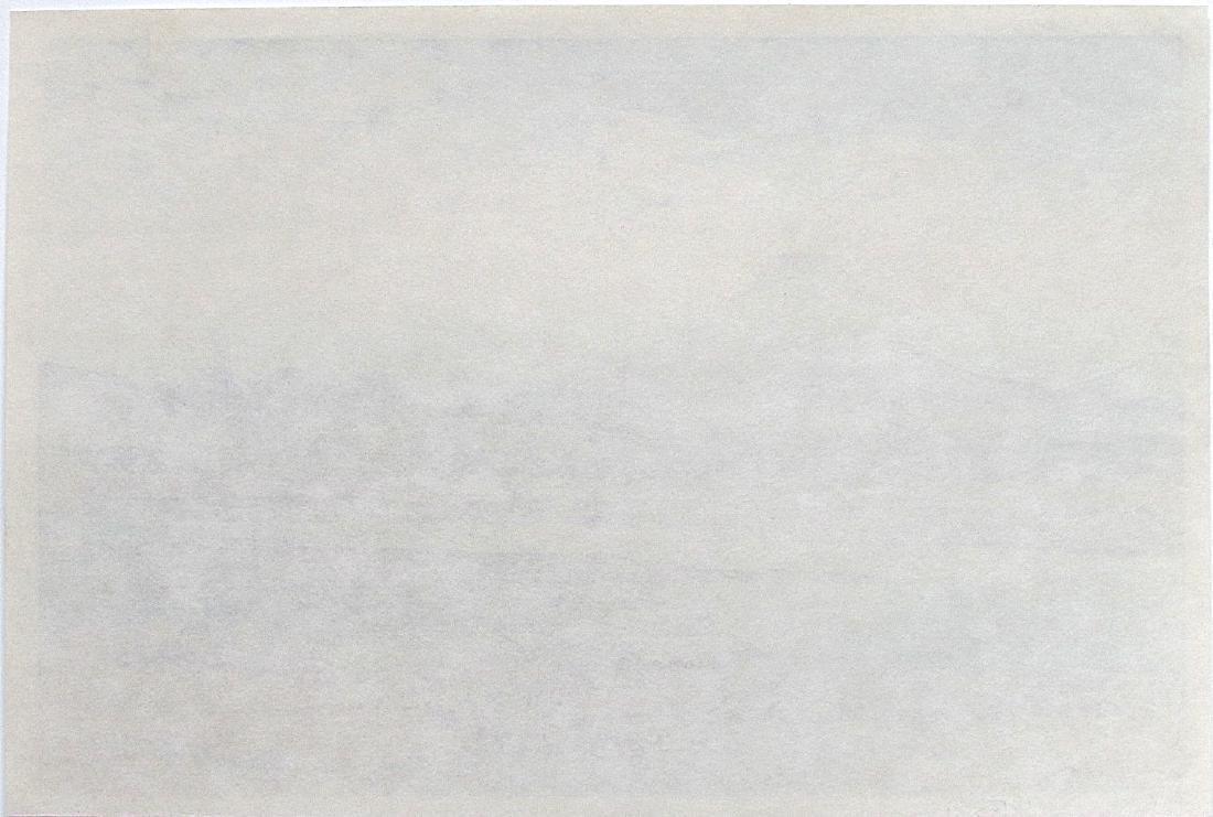 Kawase Hasui First Edition Woodblock Banyû River - 2