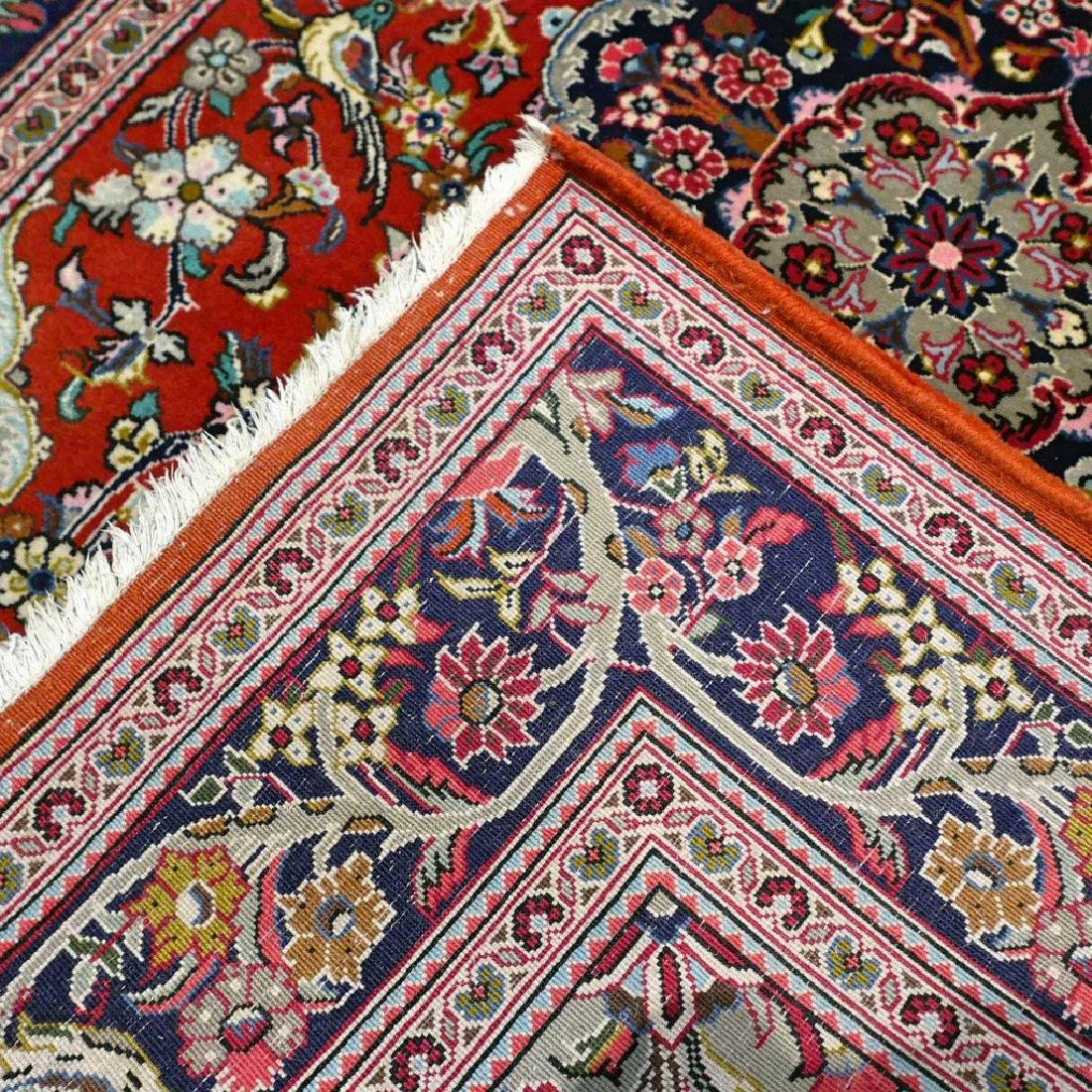 Qum Kork Wool on Cotton Rug 5.4x3.6 - 2