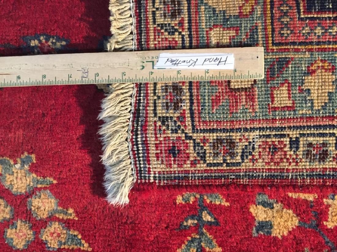 Authentic Persian Kashmar Masterpiece Rug 9.5x13.5 - 2
