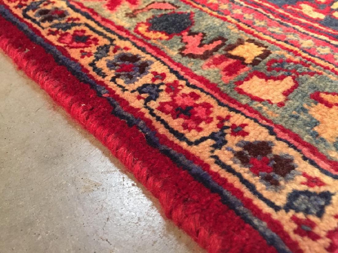 Authentic Persian Kashmar Masterpiece Rug 9.5x13.5 - 4