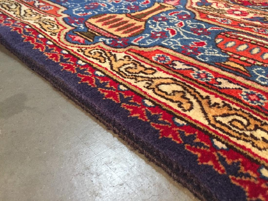 Authentic Persian Kashmar Masterpiece Rug 9.5x12.7 - 7