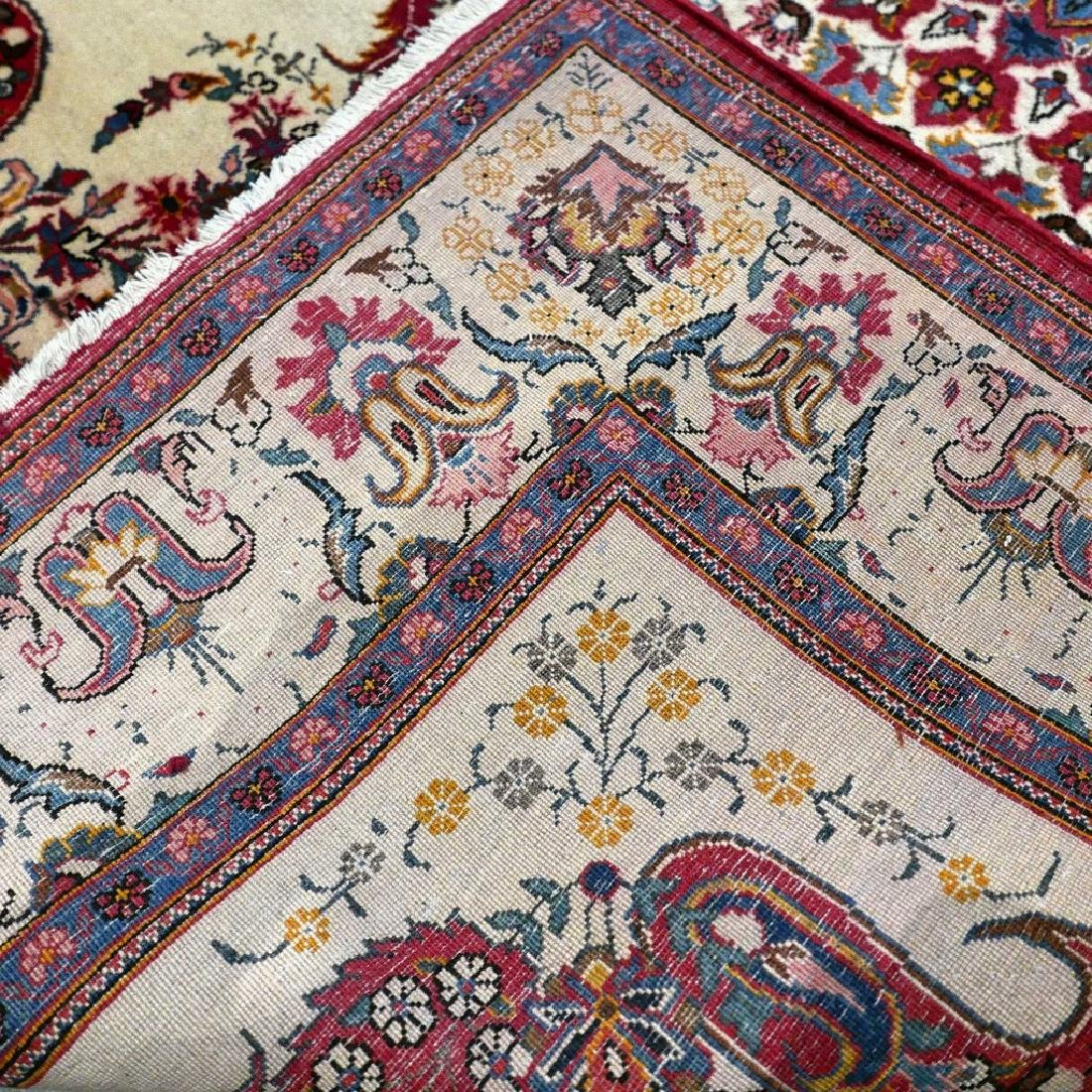 Keshan With Special Design Rug 7x4.4 - 2