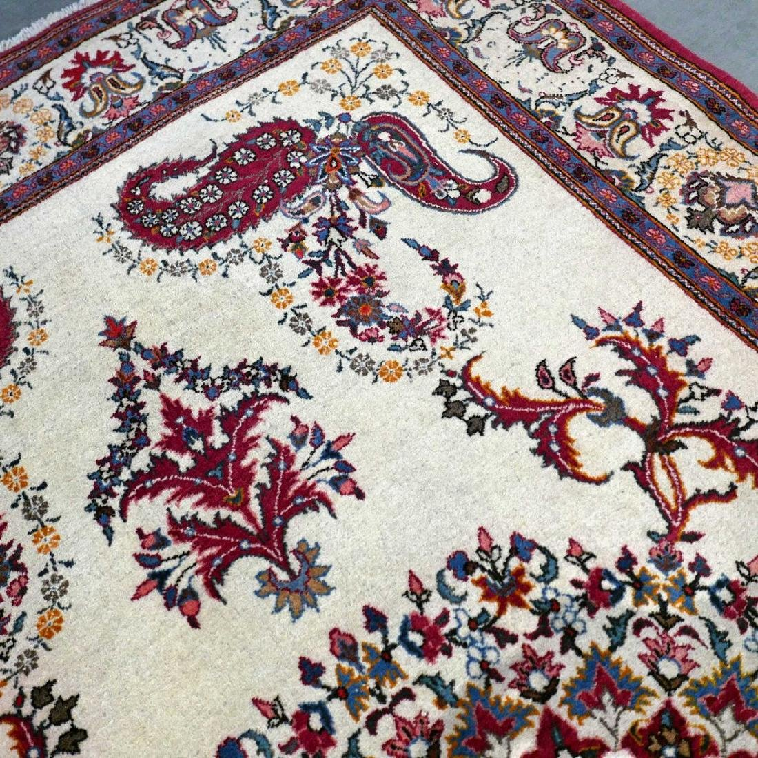 Keshan With Special Design Rug 7x4.4 - 3