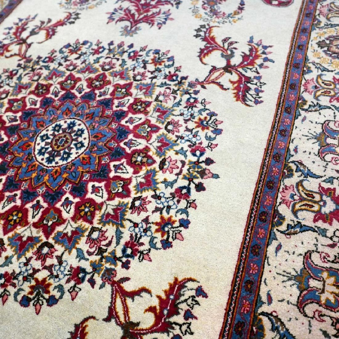 Keshan With Special Design Rug 7x4.4 - 4