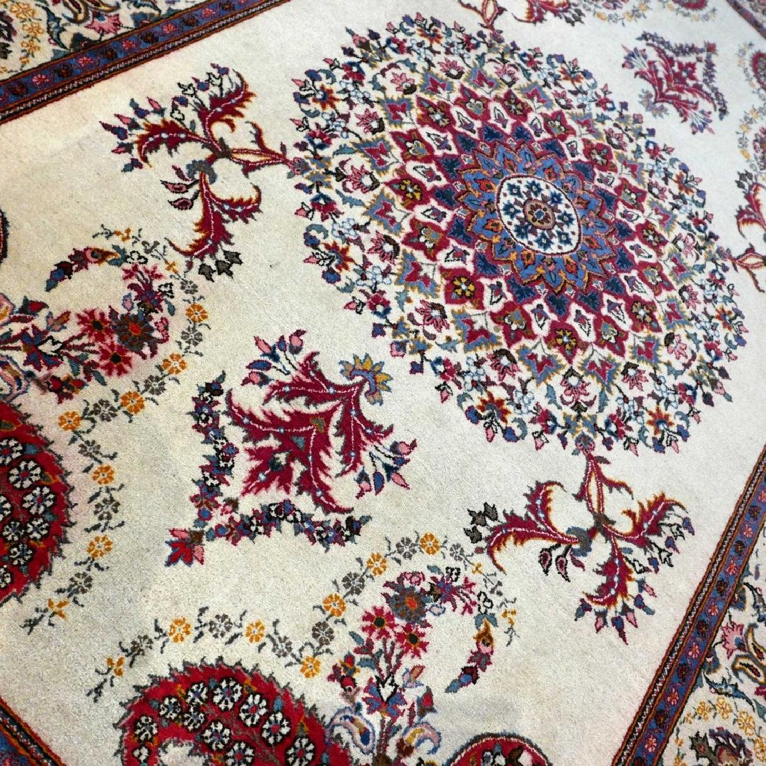 Keshan With Special Design Rug 7x4.4 - 5