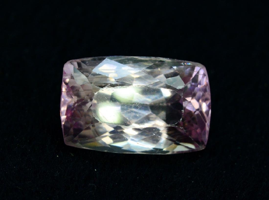 16.40 Carat Pink Color Natural Loose Kunzite Gemstone - 5
