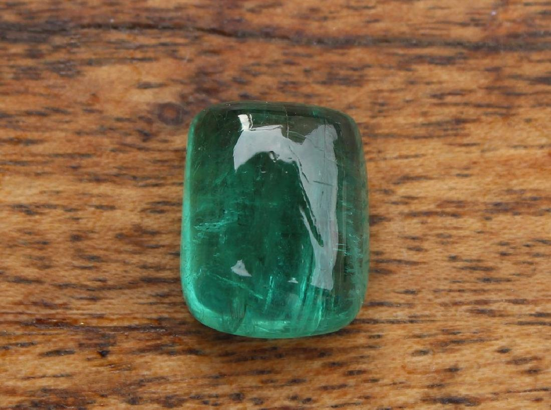 5.15 Carat Loose IGI Certified Emerald