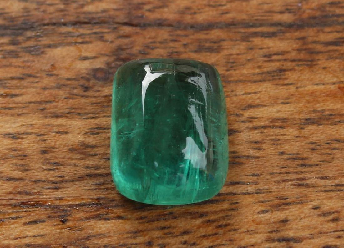 5.15 Carat Loose IGI Certified Emerald - 2