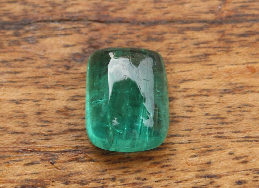 5.15 Carat Loose IGI Certified Emerald - 3