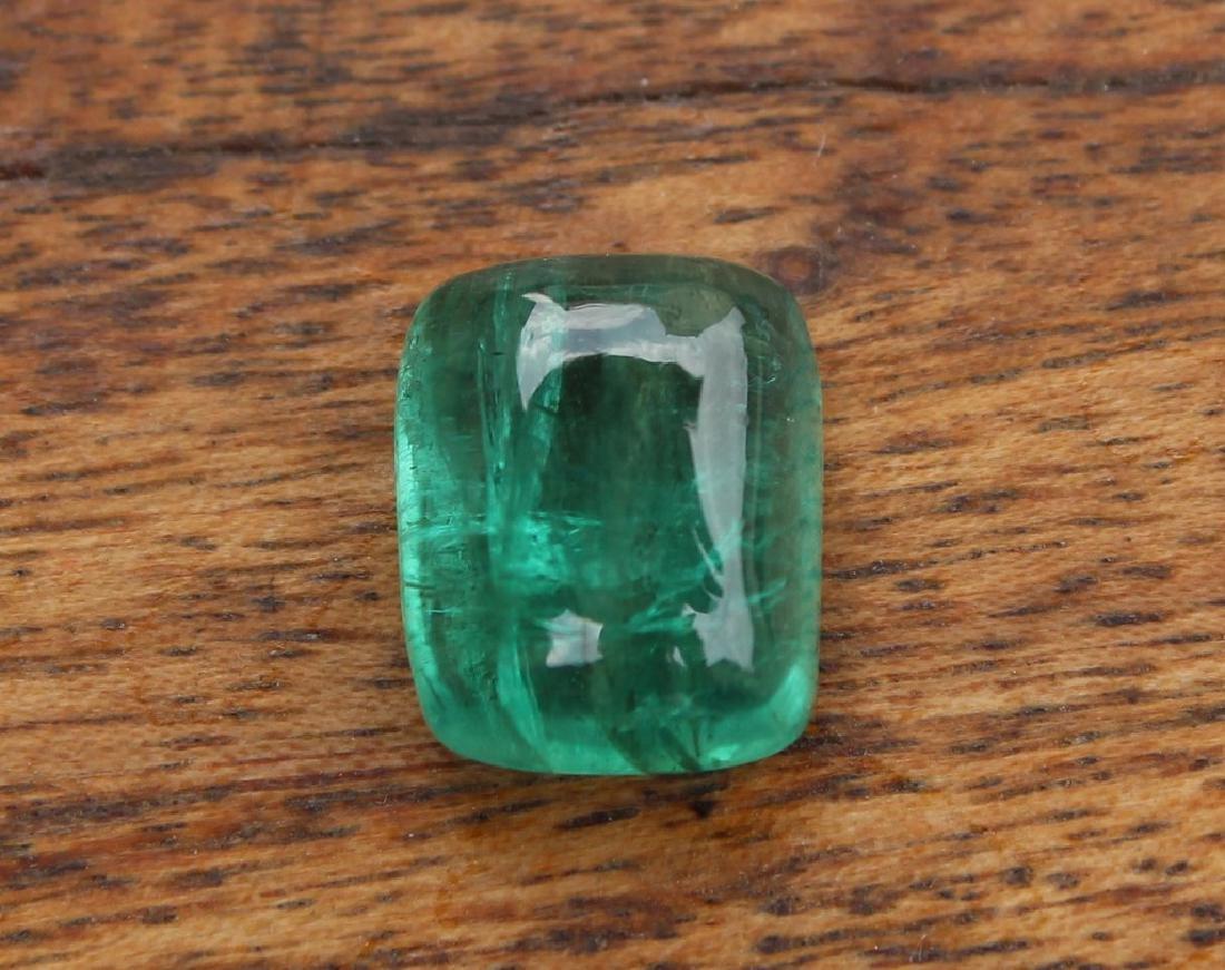 5.15 Carat Loose IGI Certified Emerald - 5