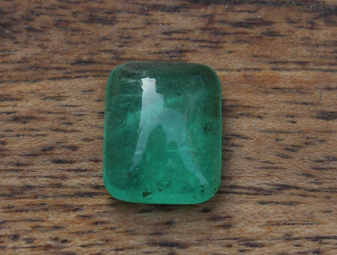 3.02 Carat Loose IGI certified Emerald