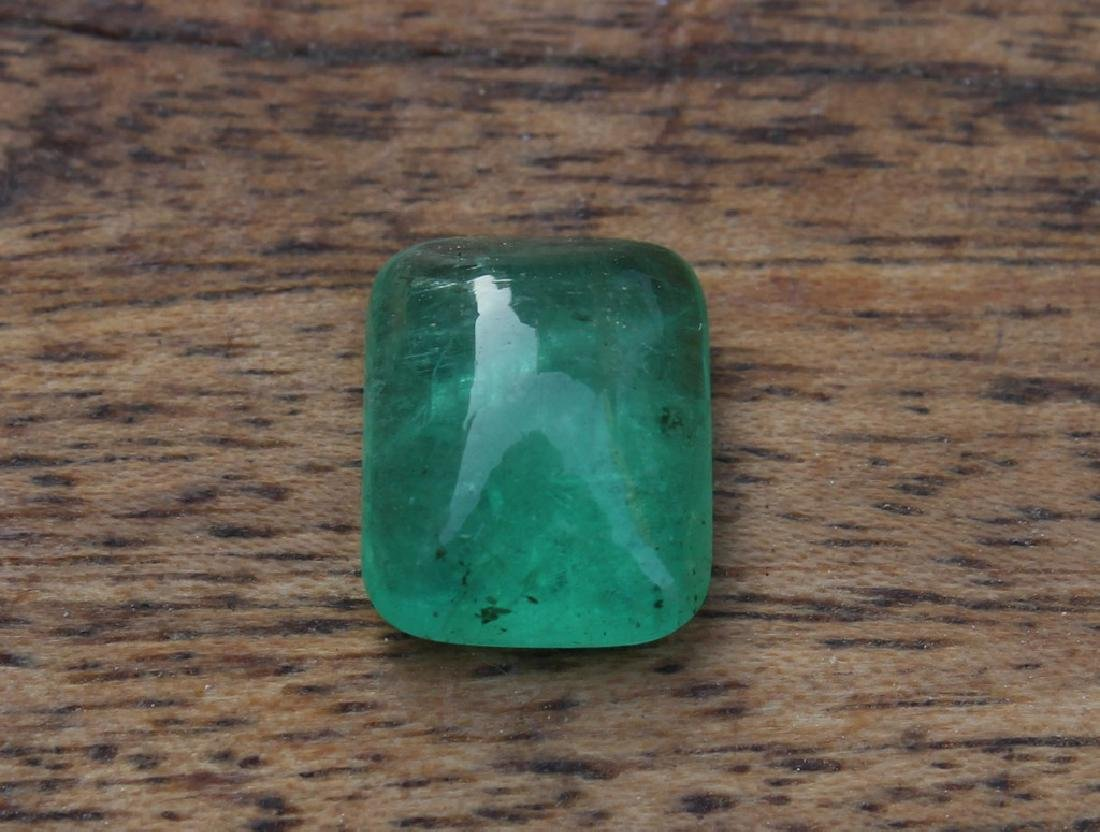 3.02 Carat Loose IGI certified Emerald - 2