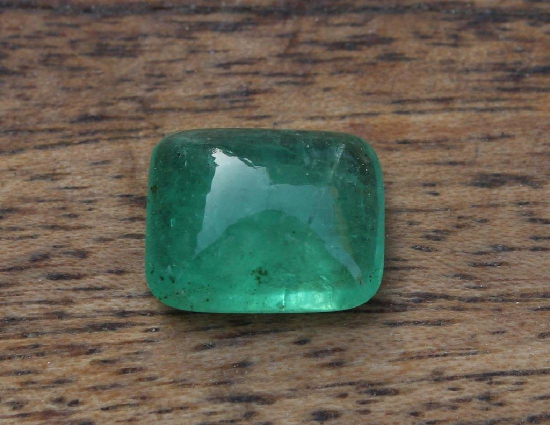 3.02 Carat Loose IGI certified Emerald - 3