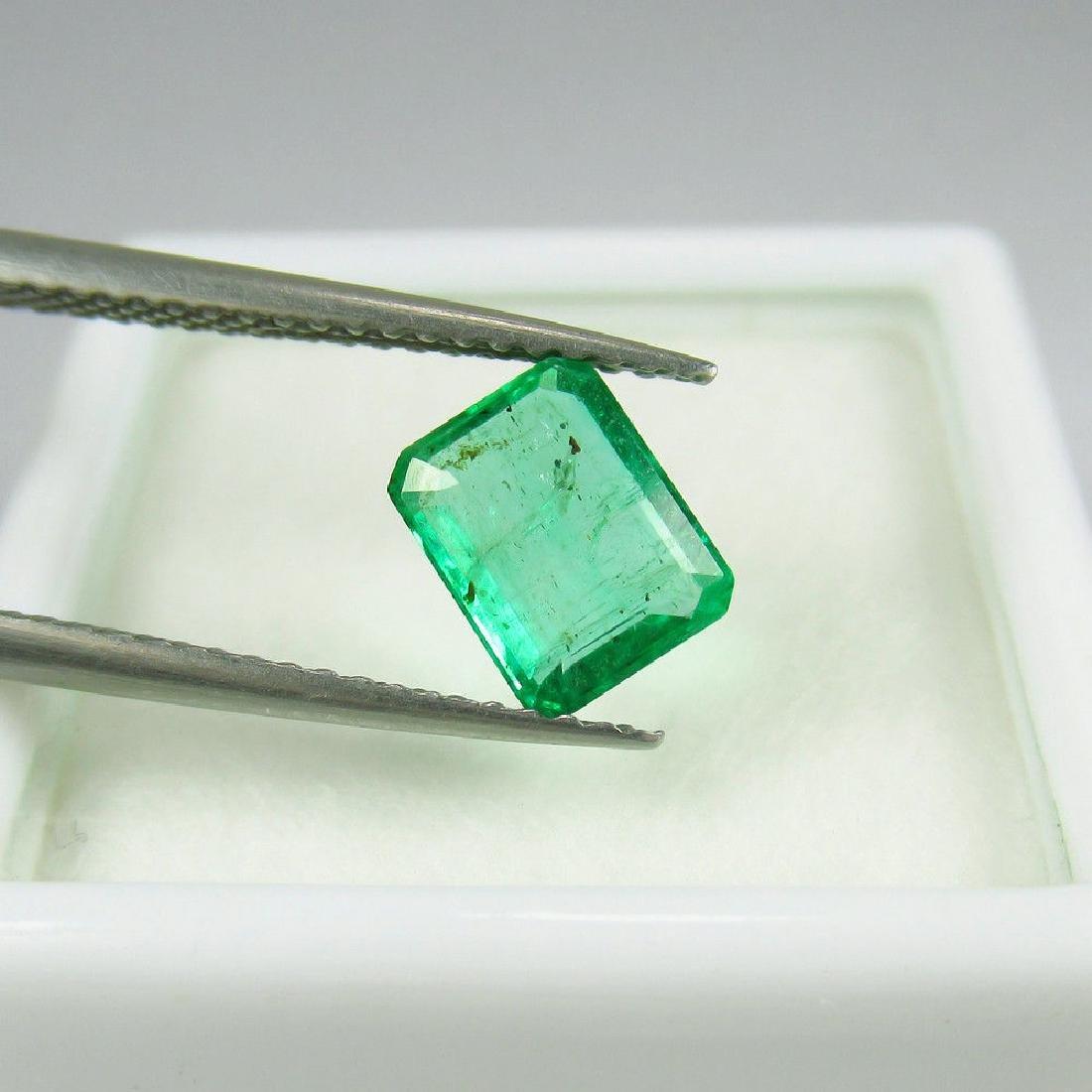 1.15 Carat Loose Octagon Emerald