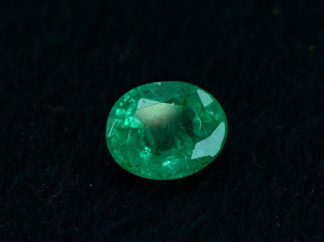 1.30 Carat Natural Loose Emerald