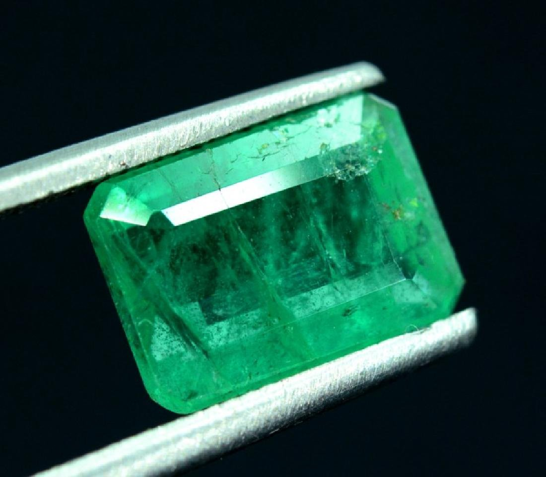 2.05 ct Untreated Emerald - 2
