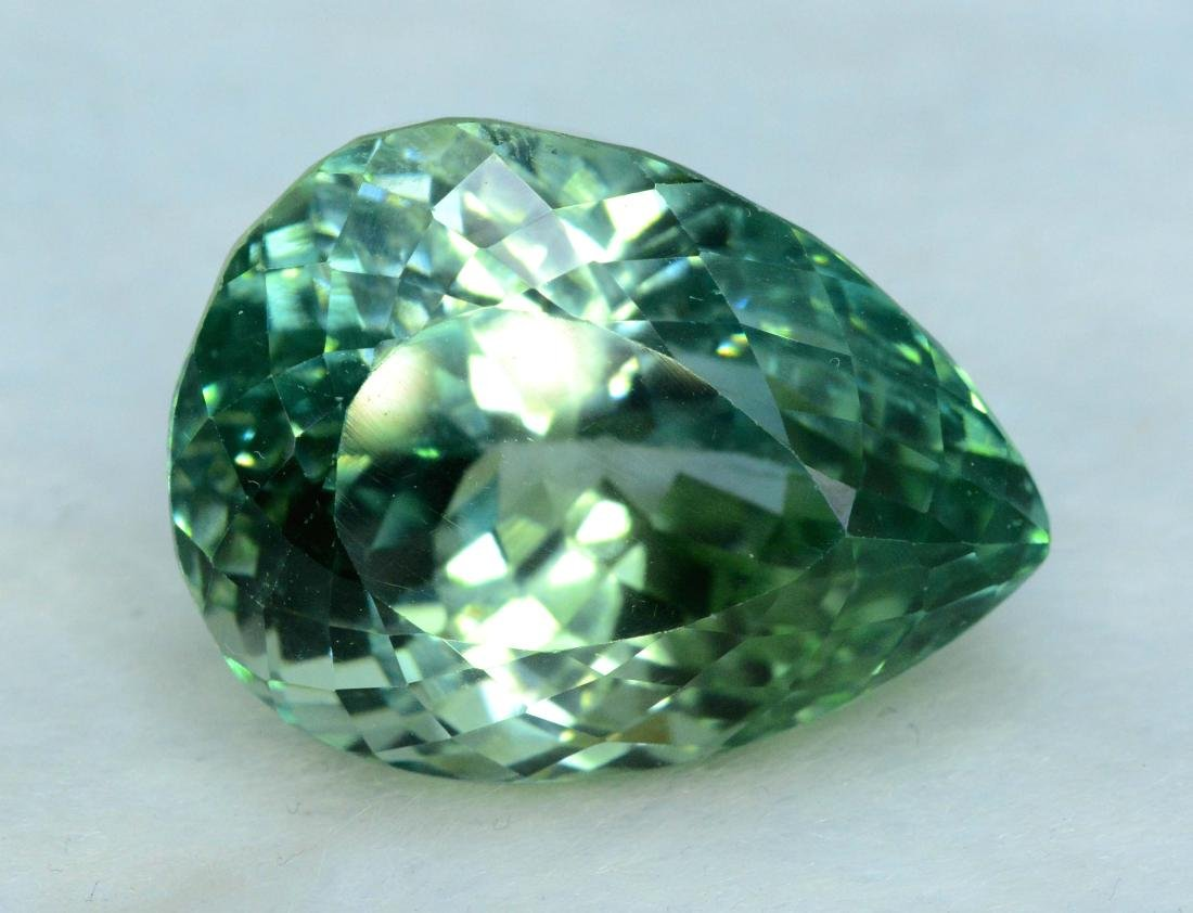 Lush Green Flawless Kunzite Loose Gemstone - 2