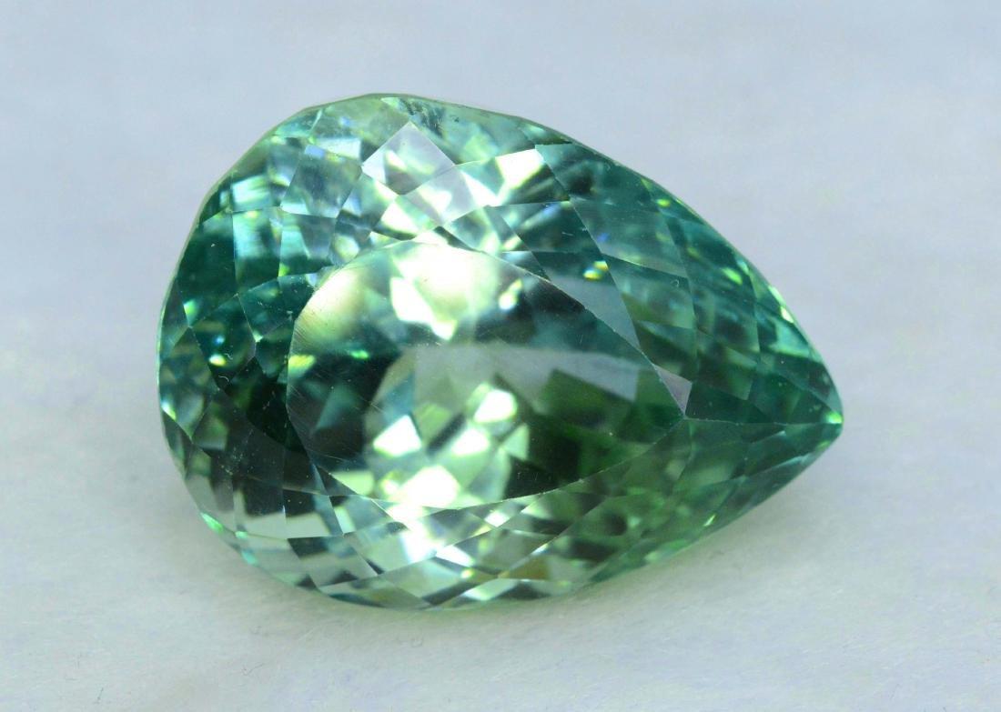 Lush Green Flawless Kunzite Loose Gemstone - 4