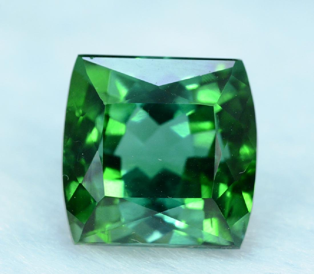15.80 carats Flawless Natural Blue Green Tourmaline