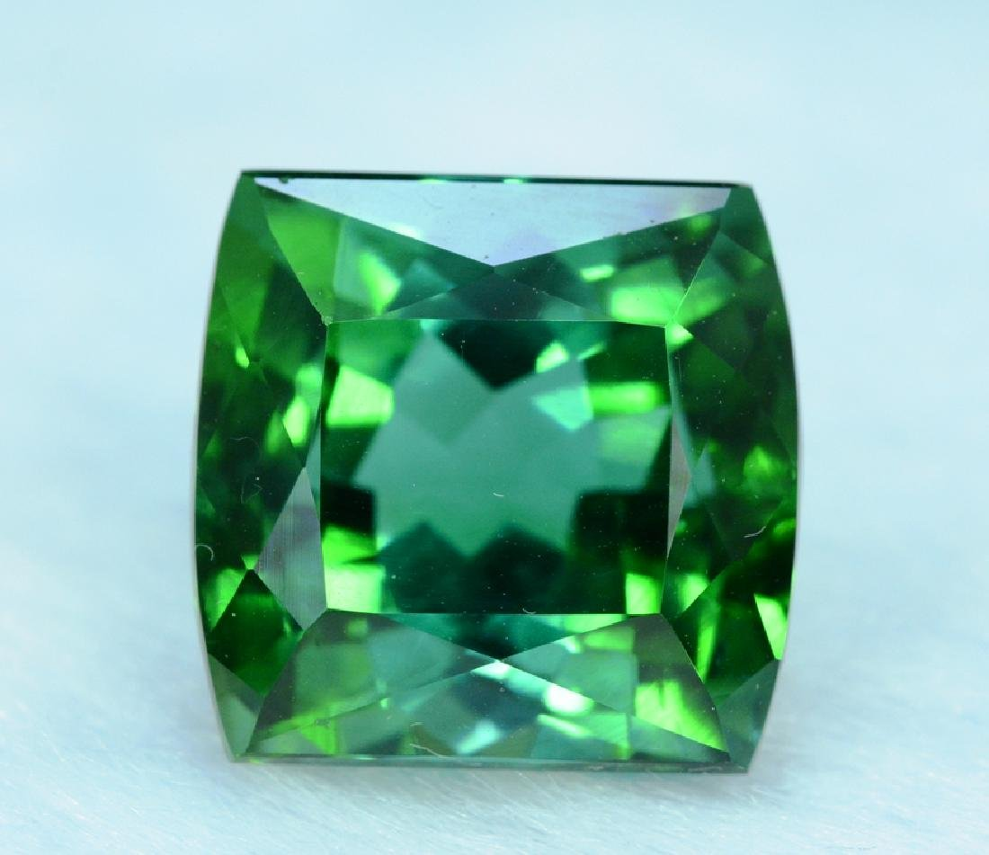15.80 carats Flawless Natural Blue Green Tourmaline - 4