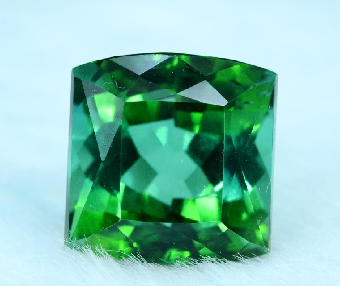 15.80 carats Flawless Natural Blue Green Tourmaline - 6
