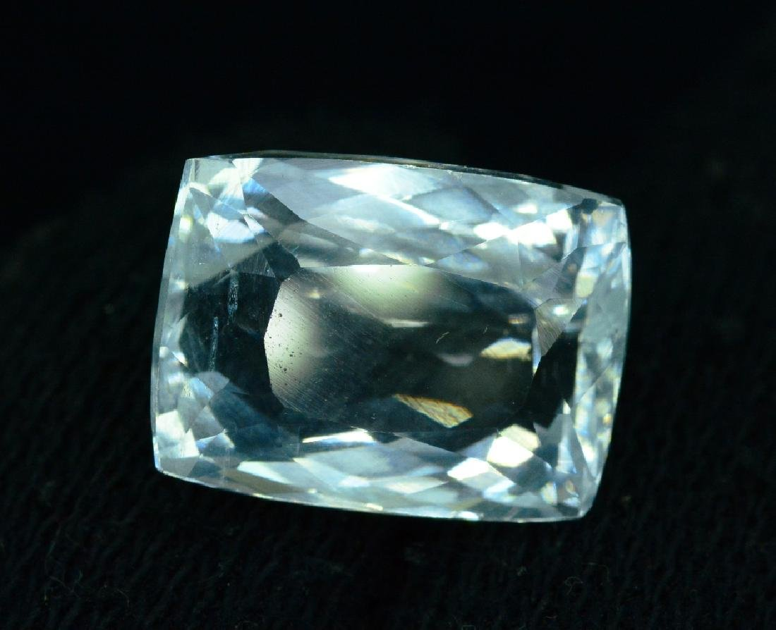 11.15 Carat Natural Aquamarine
