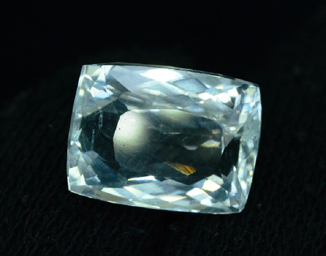 11.15 Carat Natural Aquamarine - 2