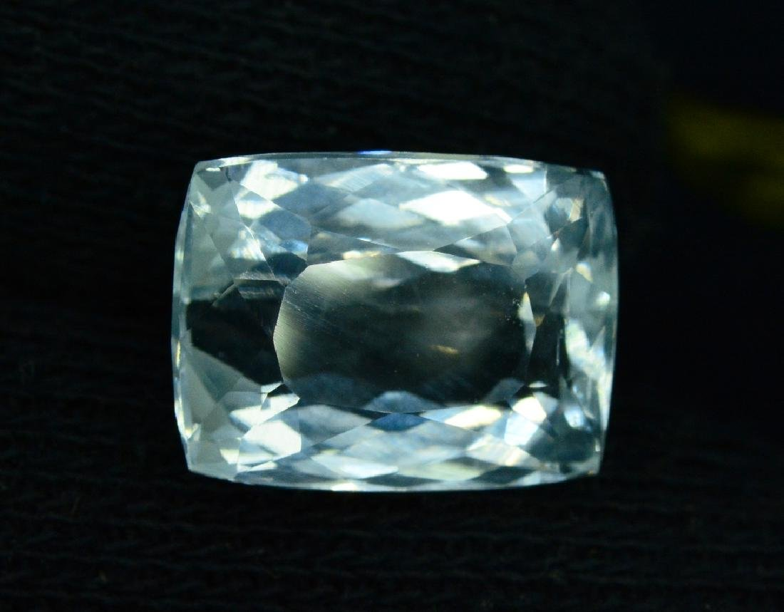 11.15 Carat Natural Aquamarine - 3