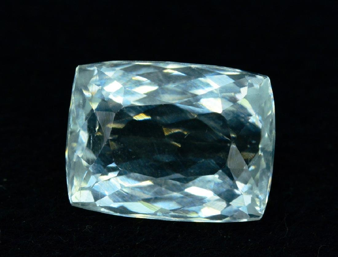 11.15 Carat Natural Aquamarine - 5