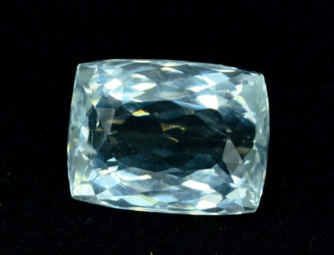 11.15 Carat Natural Aquamarine - 6
