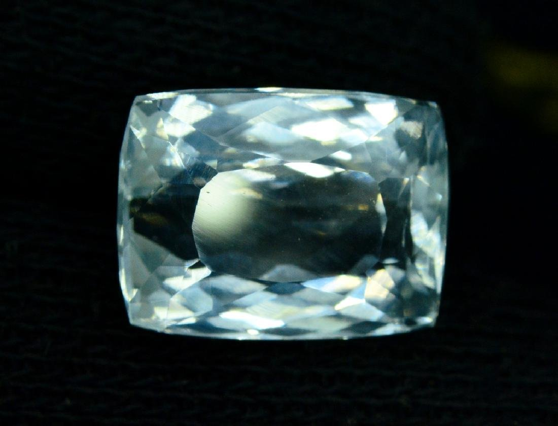 11.15 Carat Natural Aquamarine - 7