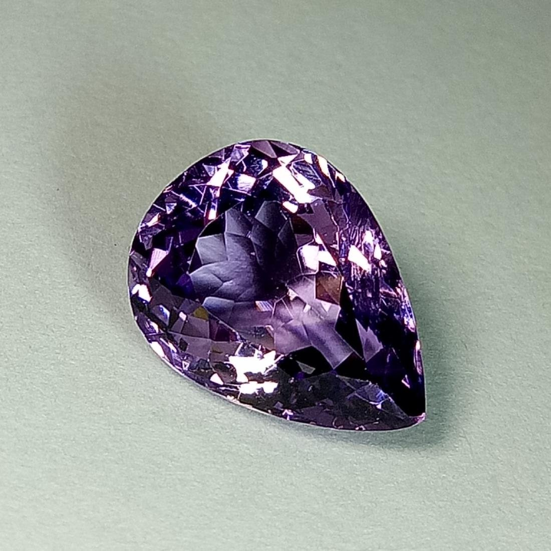 Amethyst - 6.52 Carat Loose - 2