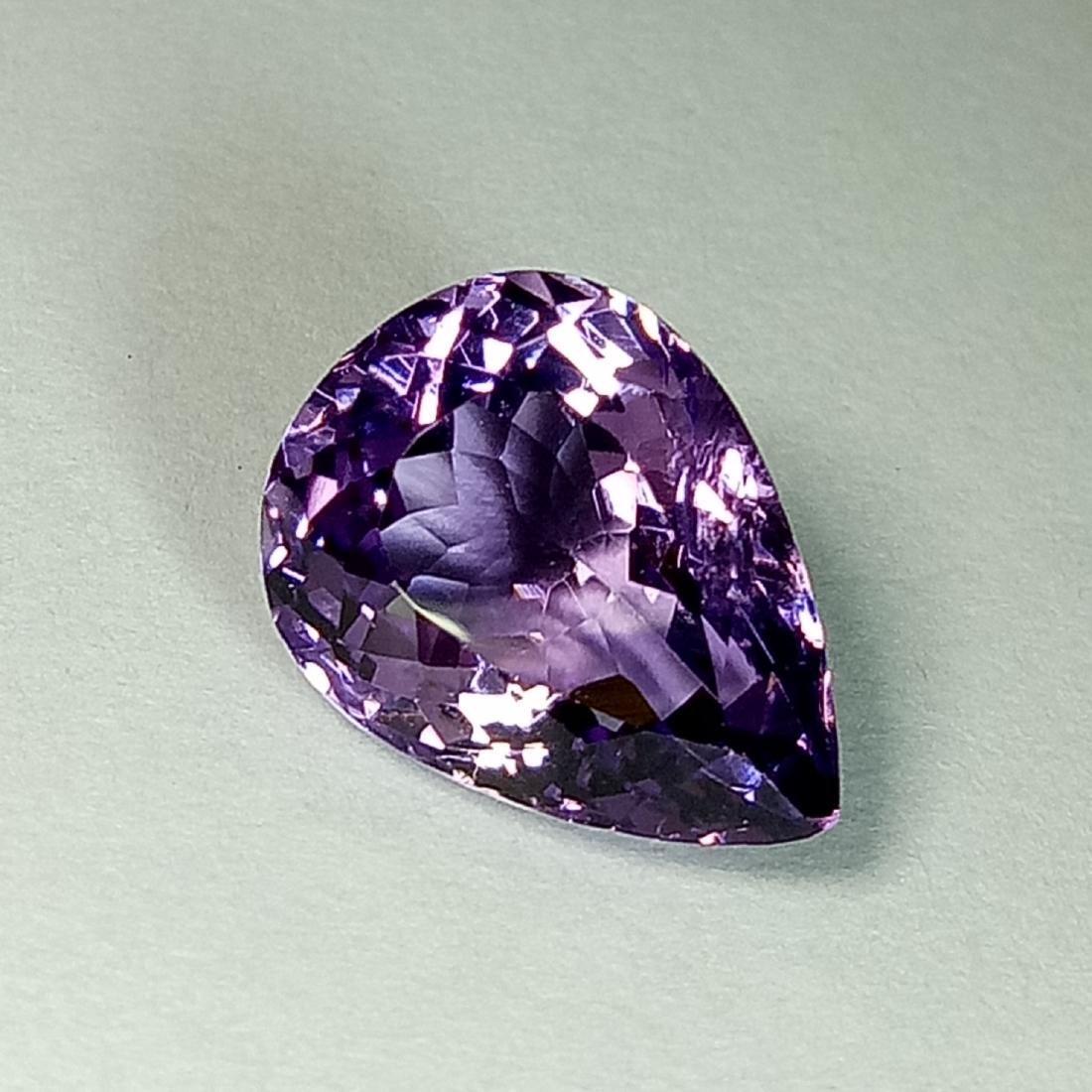 Amethyst - 6.52 Carat Loose - 3