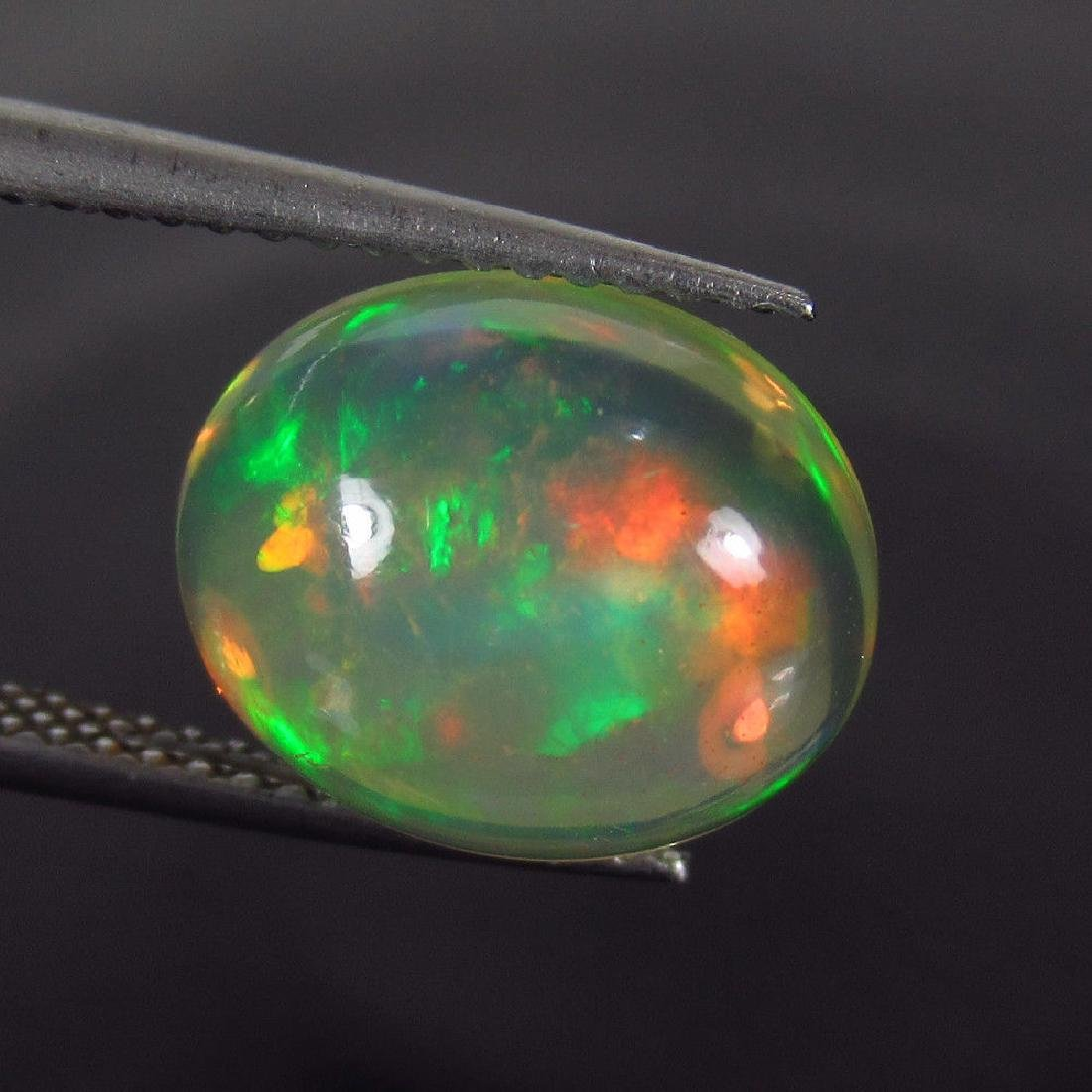 3.76 Carat Natural Loose Ethiopian Welo Opal