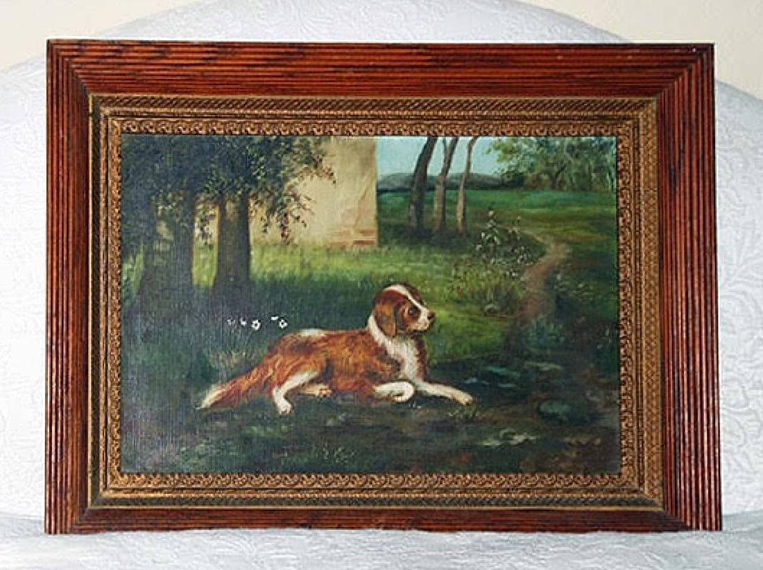 Painting of a Dog - 2