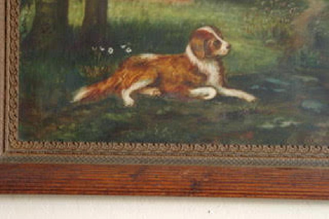 Painting of a Dog - 3