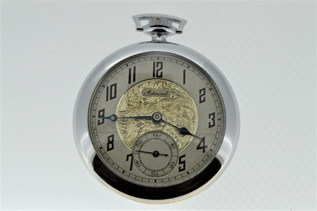 Tacy Watch Company Admiral Pocketwatch